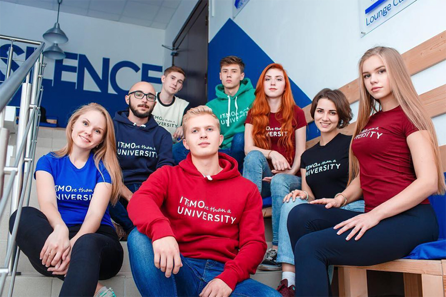 ITMO Trains the Best Programmers
