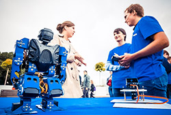 Russian Universities' Student Inventions: from Bioprostheses to Lunar Robots