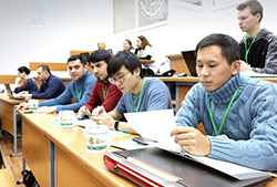International BigData School Ends at TPU