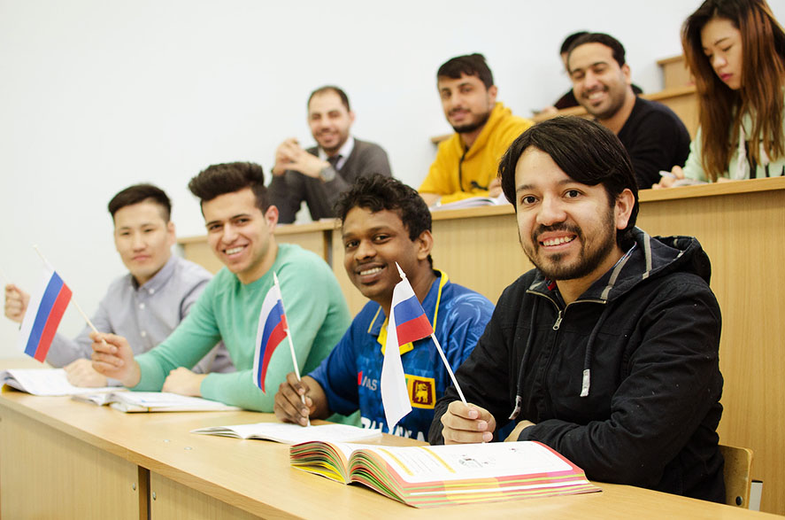 SUSU Global Admissions Accept Students from 40 Countries