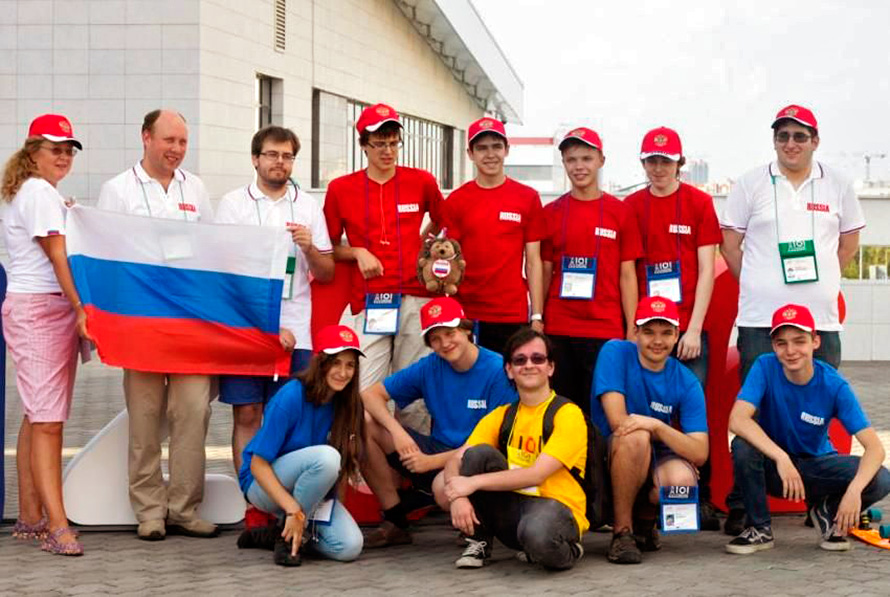 Russian Schoolchildren Have Got Silver at the Olympics in Informatics
