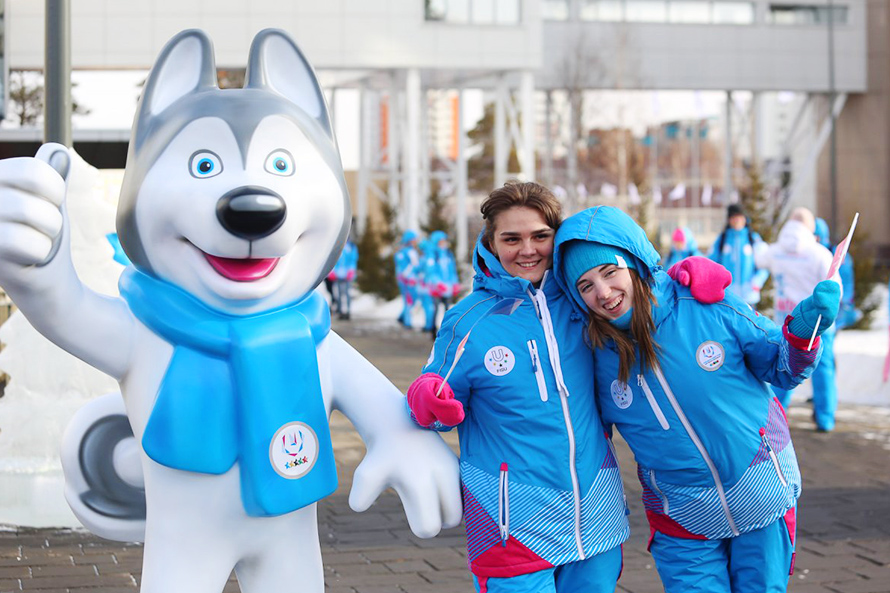 Winter Universiade Kicks Off in Krasnoyarsk