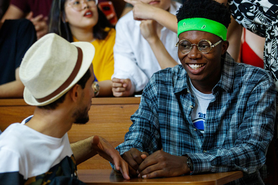 SibFU: Graduation Ceremony for Preparatory Department Students
