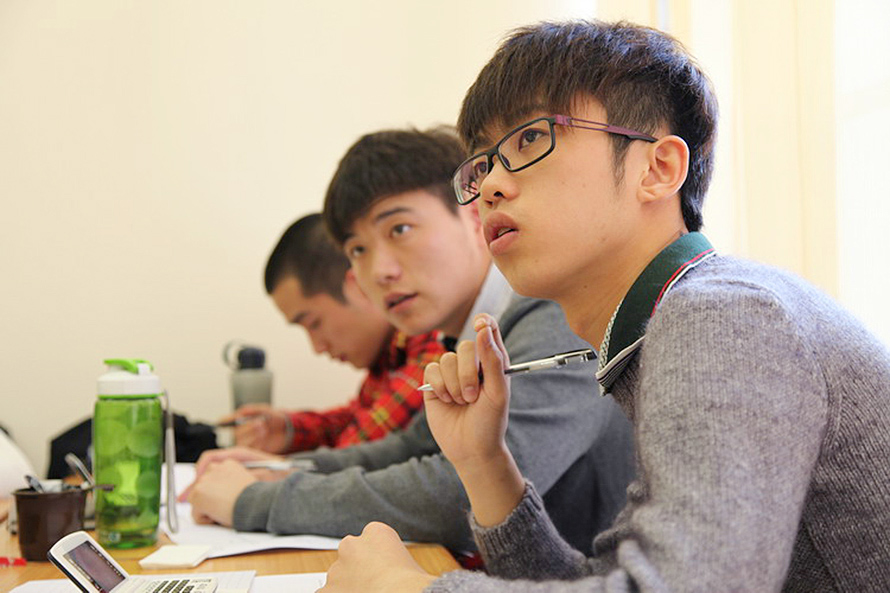 More Chinese Students Choose LETI