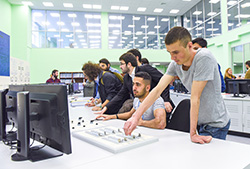 SPbPU Turkish Students Have Practice at Nuclear Power Plant