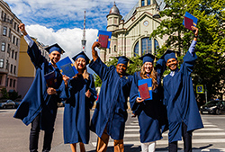 Russian Universities: Class of 2019