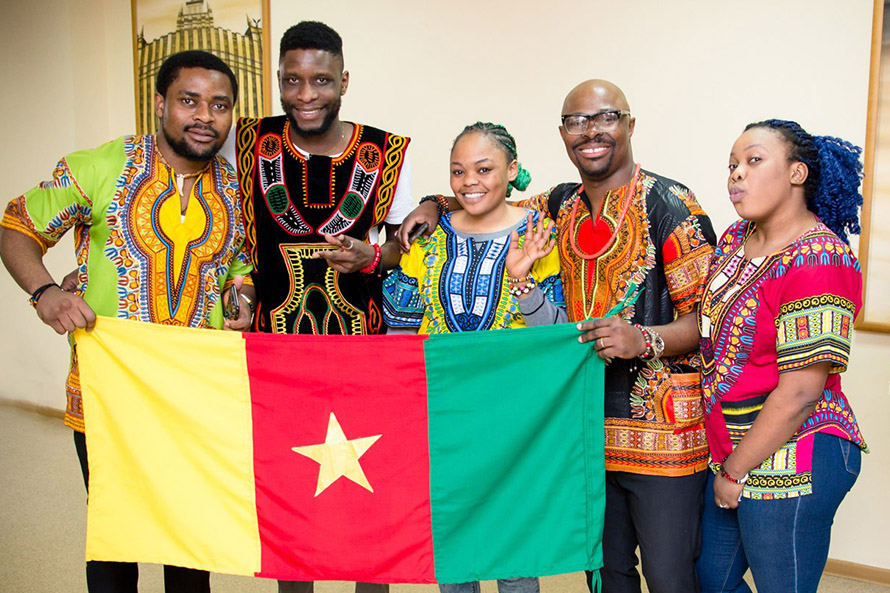 African Culture Day at SUSU