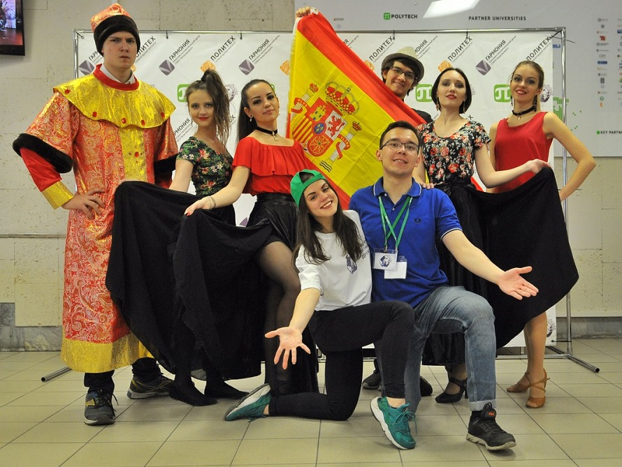 Take part in the II Russian-Spanish week of SPbPU and the University of Cadiz