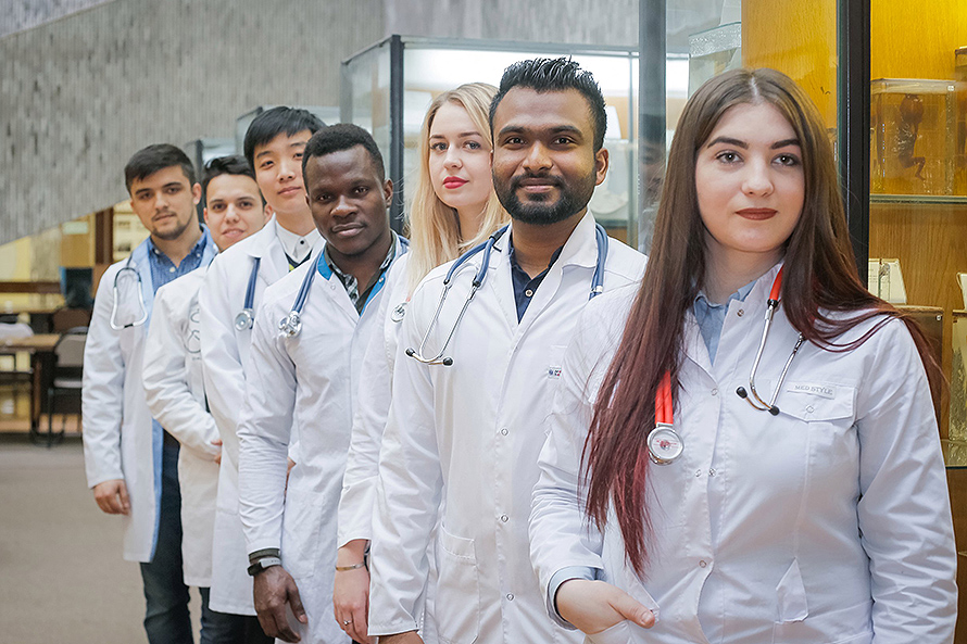 Medical Education in Russia