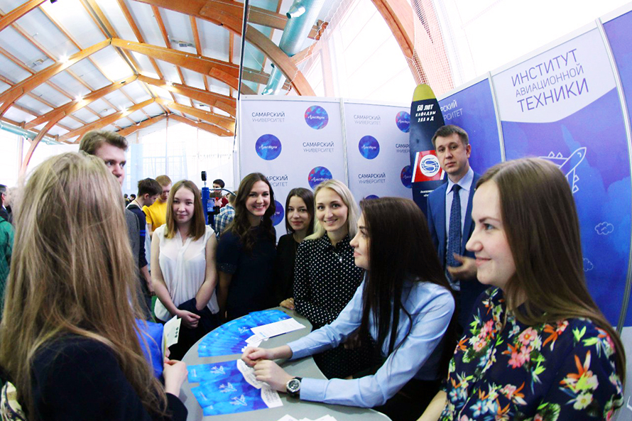 Samara University: Promotion Tour Across the Belarus