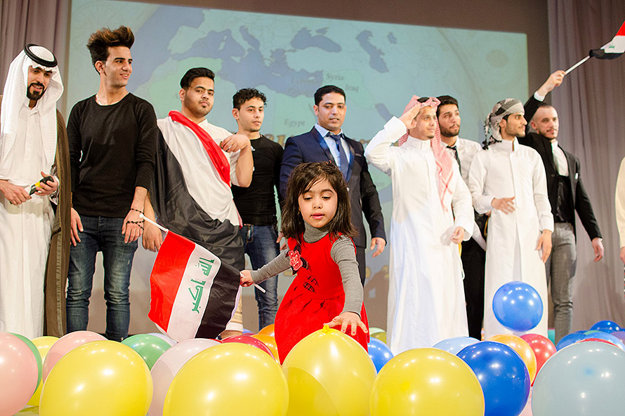South Ural State University Hosts Day of Arab Culture