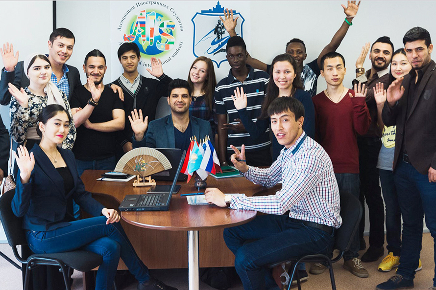 SUSU Students from Different Countries Have Tested Their Knowledge of the Russian Language