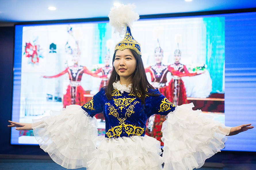 Sechenov University Holds National Cultures Day