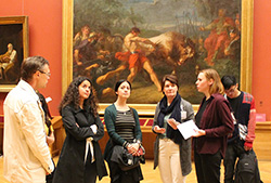 LETI Holds Summer School for Future Art Restorers