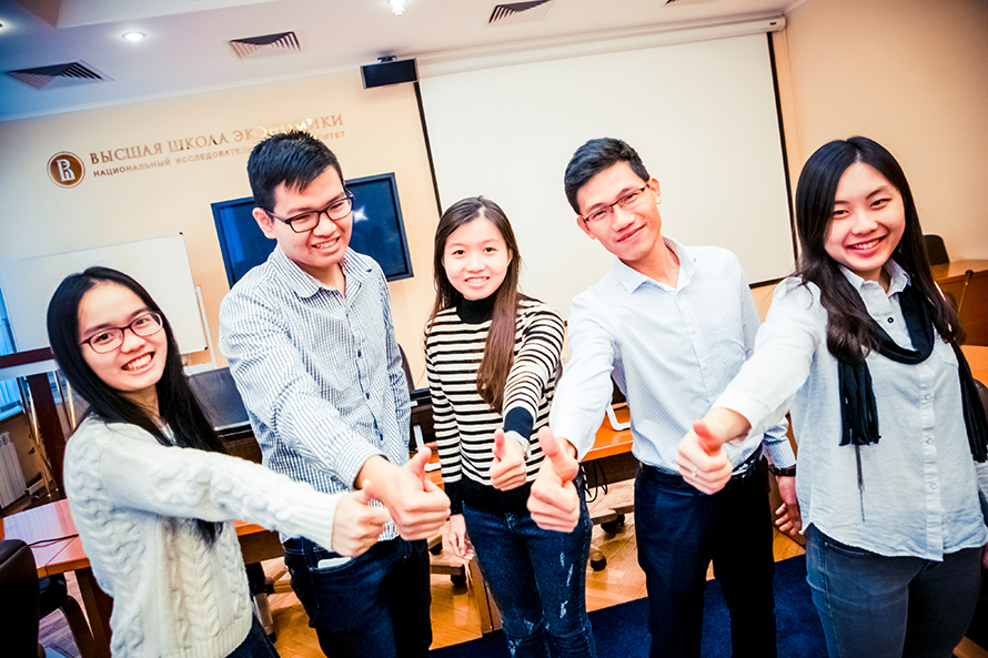 Study in Russia Attracts More International Students