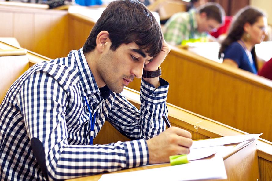 Masters in Mathematics in Russia