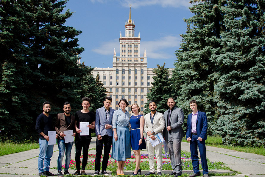 More Than 1,000 Foreigners Enrol at South Ural State University