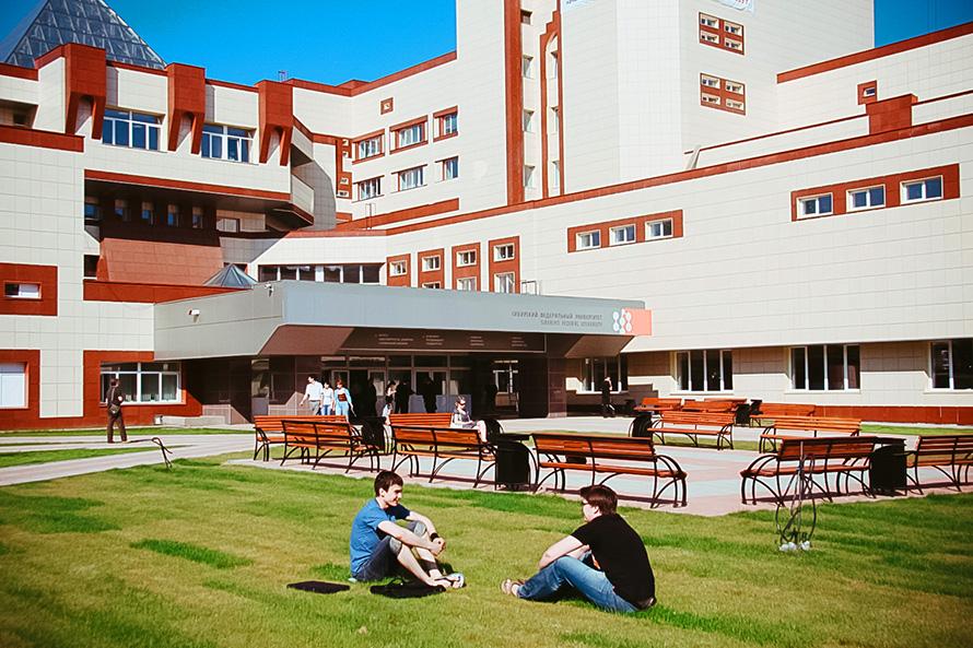 Новый кампус построят в Красноярске