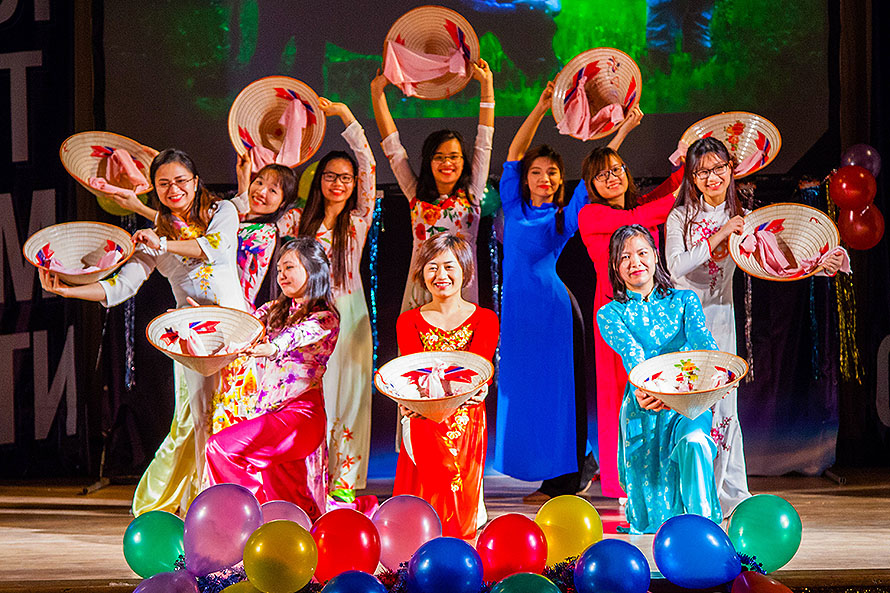 Inter-University Vietnamese Culture Festival took place in St Petersburg