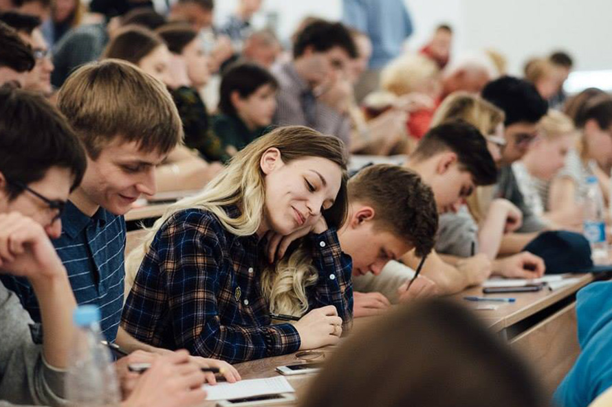 Residents of 76 Countries Take Total Dictation Russian Language Test