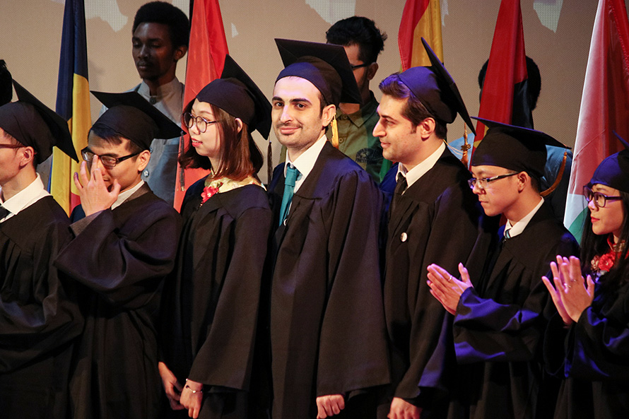 International Students Get Degree in Nuclear Physics