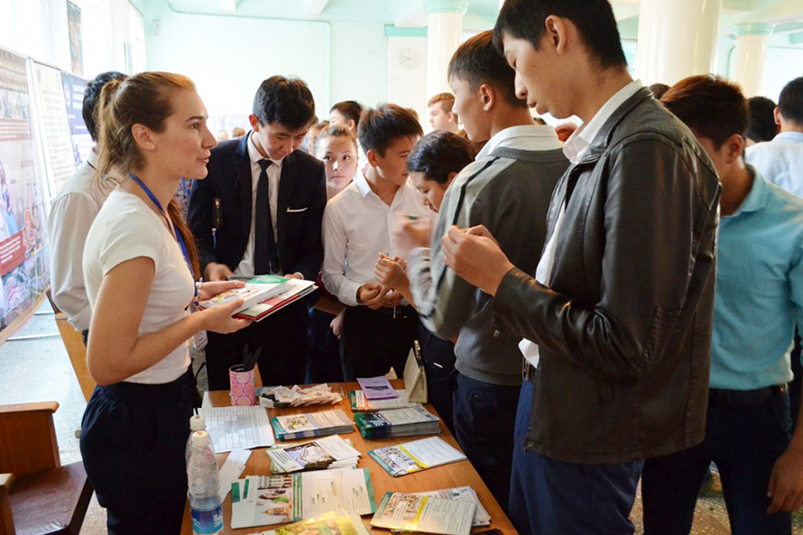 Russian Universities Representatives to Visit Kyrgyzstan