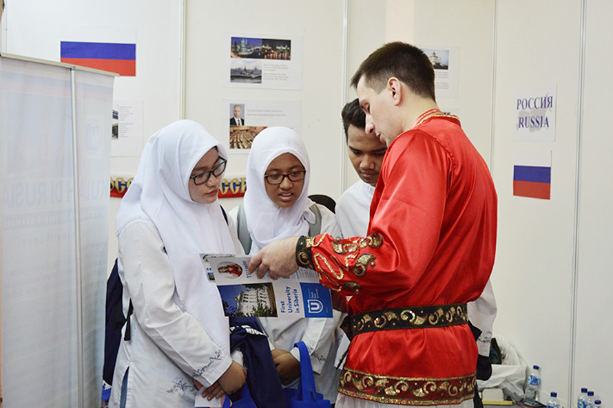 Prospective Indonesian Students to Explore Study in Russia Opportunities