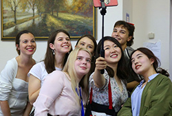 Russian-Chinese Summer School Ends at Higher School of Economics