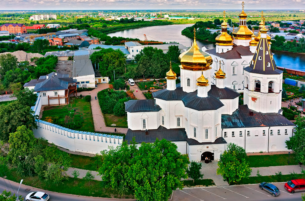 How many km from Moscow to Samara: traveling in Russia 70