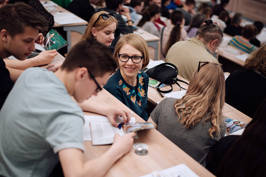 Registration for All-Siberia Olympiad for Schoolchildren Open