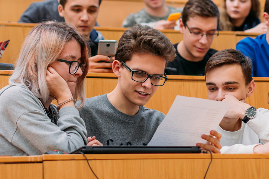 Samara University to Hold Olympiad in Belarus