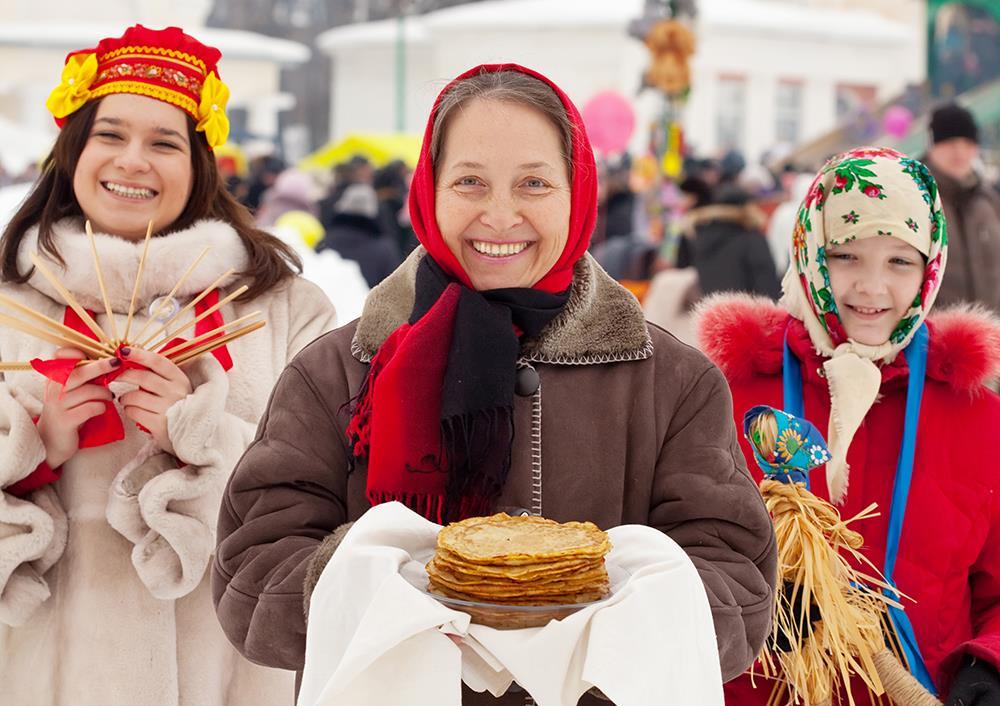 Maslenitsa festival, russian holidays