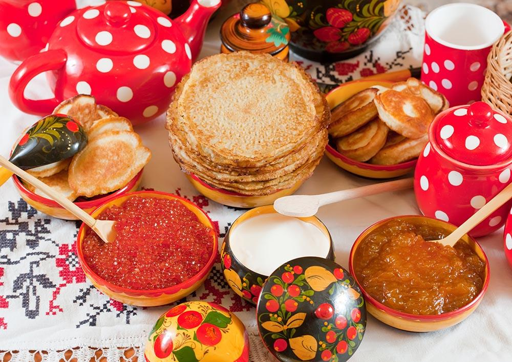 6 - La cuisine russe nationale