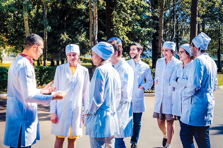 Medical Education in Russia — latest news on russian education